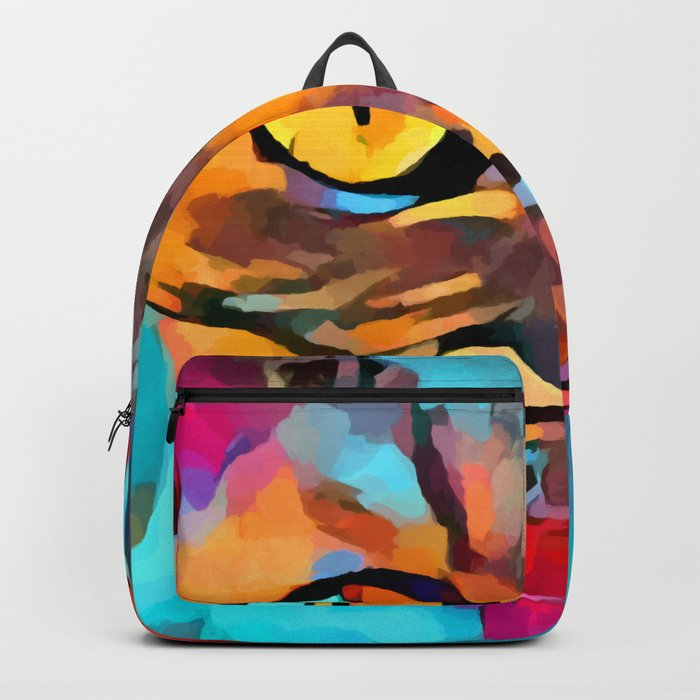 Devon Rex Backpack