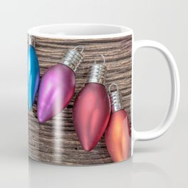 Christmas Lights Coffee Mug