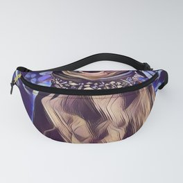 Dog Painting For Dog Lovers Fanny Pack