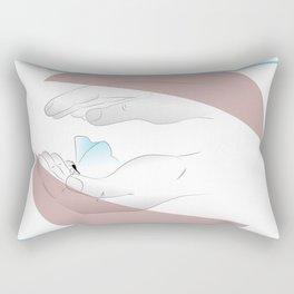 be 1 Rectangular Pillow
