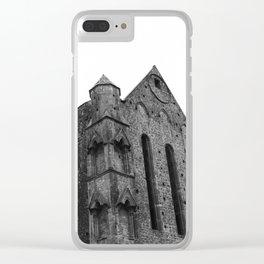 Rock of Cashel, Ireland 01 Clear iPhone Case