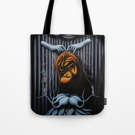Comfort In The Unknown Tote Bag
