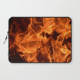 Flames Laptop Sleeve