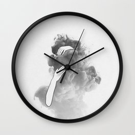 The imaginary parts of my mind. Wall Clock