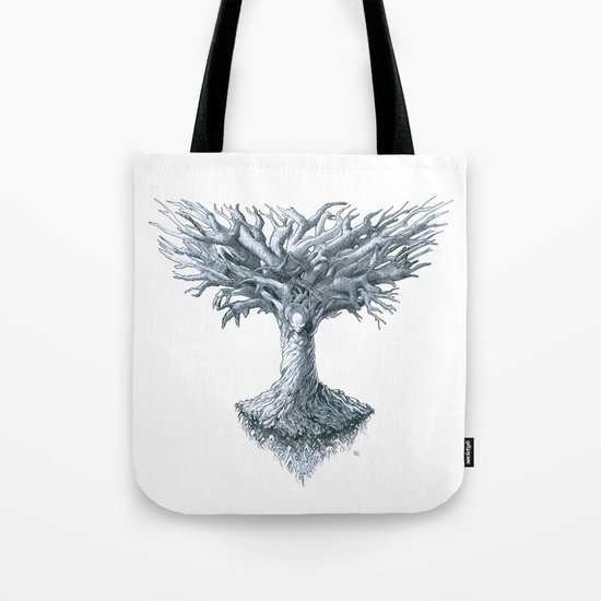 The Tree of Many Things Tote Bag