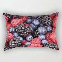 forest fruit Rectangular Pillow