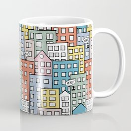 Wishes in the city Coffee Mug