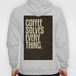 Coffee 2: Typography Hoody