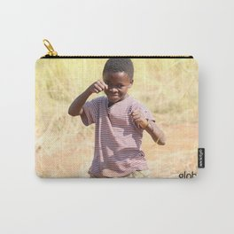 Malawi Carry-All Pouch
