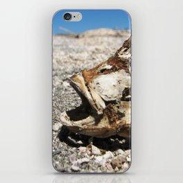 Just a pinch of salt iPhone Skin