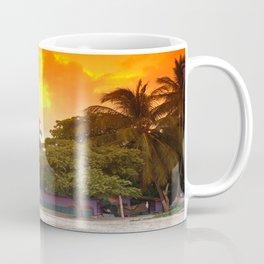 Costa Rica Sunset 009 Coffee Mug