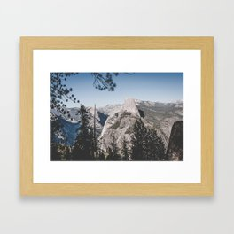 Yosemite II Framed Art Print