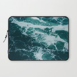 The Water Waves (Color) Laptop Sleeve
