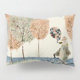 dashing mr tweet Pillow Sham