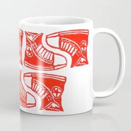 Chucks Away! Coffee Mug