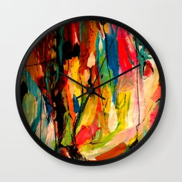la clef Wall Clock