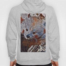 Impressive Animal - red Panda 3 Hoody