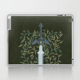 Sword of Time Laptop & iPad Skin