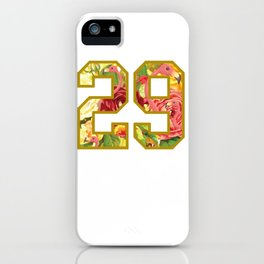 Fleury Goalie 29! iPhone Case