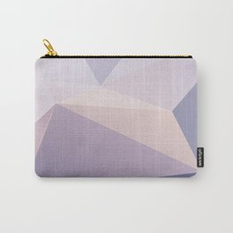 LAVENDER POLY Carry-All Pouch