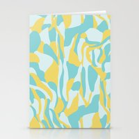 camo Stationery Cards featuring Camo by Deborah Gruber