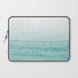 Turquoise sea Laptop Sleeve