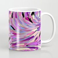 friday Mugs featuring Free Friday by MehrFarbeimLeben