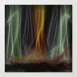 Hell Candy Canvas Print