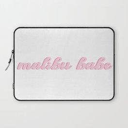 Malibu Babe Laptop Sleeve