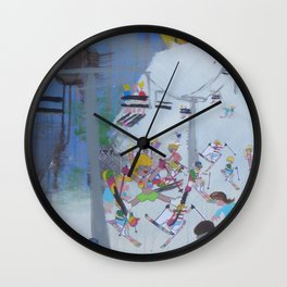 July 4 2011 Wall Clock