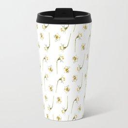 Dancing Daffodils Travel Mug