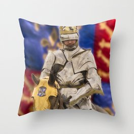 Richard the Third 2 Throw Pillow