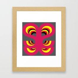 JS Framed Art Print