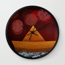 SS Georgie Wall Clock
