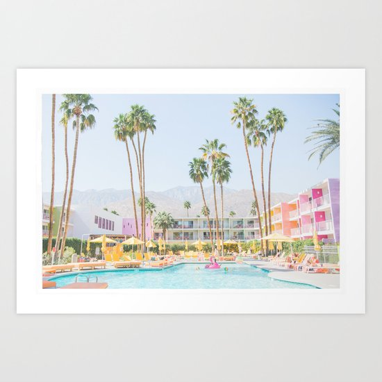 palm springs by sofiahawk