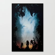 A Hive Canvas Print