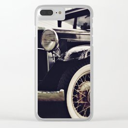 Coupe Clear iPhone Case