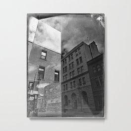 Sherbrooke par Jean-François Dupuis Metal Print
