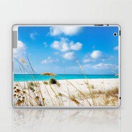 Half Moon Bay dunes, Turks & Caicos Laptop & iPad Skin