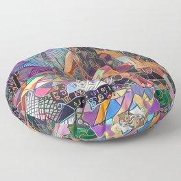 Magick Nymph Floor Pillow