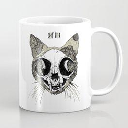 Nine Lives Dark Coffee Mug