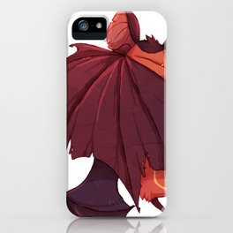 Real Monsters- Avoidant iPhone Case