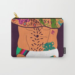 The artist - natural Carry-All Pouch