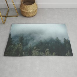 The Smell of Earth - Nature Photography Rug