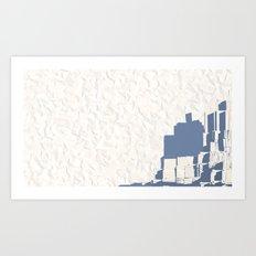 Obelisk Art Print