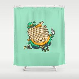 St Patricks Cakes Shower Curtain
