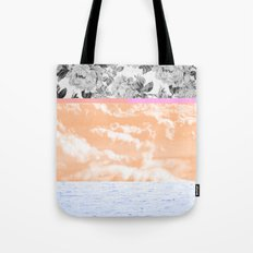 Around All the Flowers Tote Bag