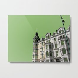 Houses of Ramsey Metal Print