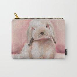 Lucky Bunny Carry-All Pouch