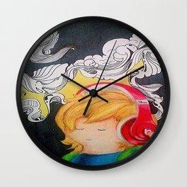 Modal Soul Wall Clock